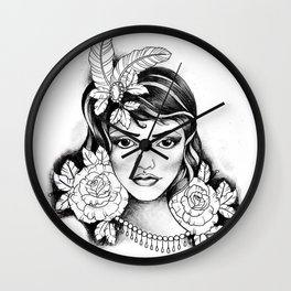 Rosely Wall Clock