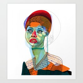 100412 Art Print