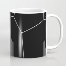 MNML BRKN B&W Coffee Mug