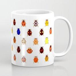 Ladybird assorty (spider version) Coffee Mug