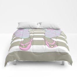 SUMMER STRIPE STYLE Comforters