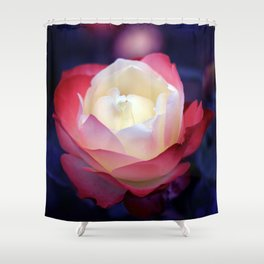 bed of roses: night shades Shower Curtain