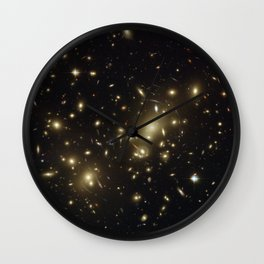 Abell 2218 Wall Clock