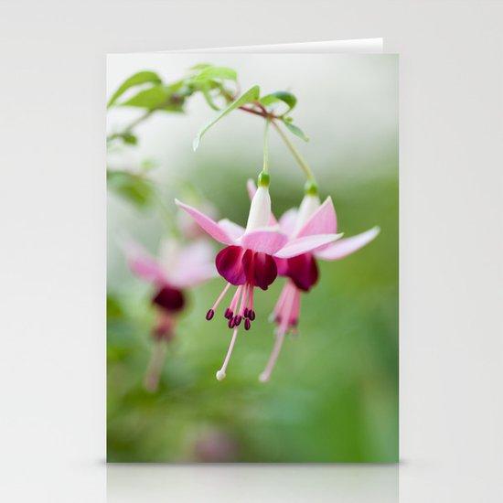 Fuchsia  8686 Stationery Cards