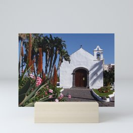 San Telmo church, Tenerife Mini Art Print