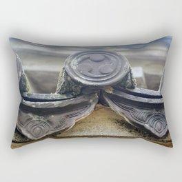 Okinawa Three Tears Rectangular Pillow