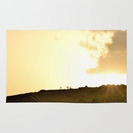 Sicilian panorama Rug
