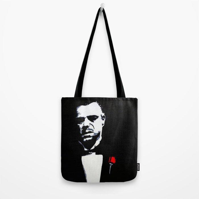 The Godfather: Vito Corleone Tote Bag