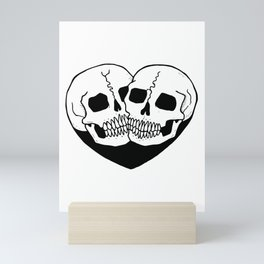 Dearly Beloved Mini Art Print