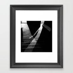 Here in my mind Framed Art Print