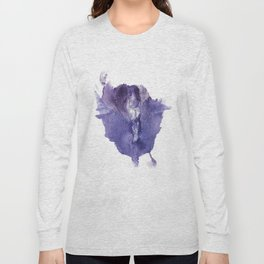 Allie's Vagina Monotype No.2 Long Sleeve T-shirt