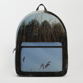 Nature and landscape 5 reed Backpack