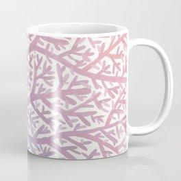Fan Coral – Rose Quartz & Serenity Coffee Mug