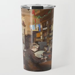Carmines NYC Travel Mug