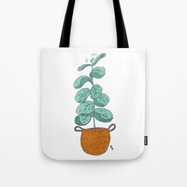 Fiddle Sass Tote Bag