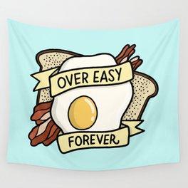 Over Easy Forever Wall Tapestry
