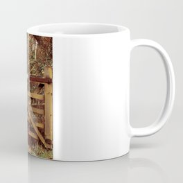 Close The Gate Coffee Mug