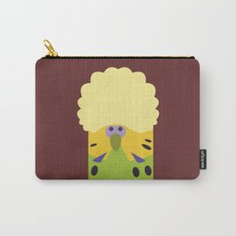 English Budgerigar 2 Carry-All Pouch