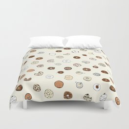 Donut You Want Some 02 Duvet Cover