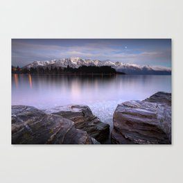 The Remarkable Mountains - Queenstown Canvas Print