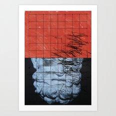 MISMEASURE IX Art Print