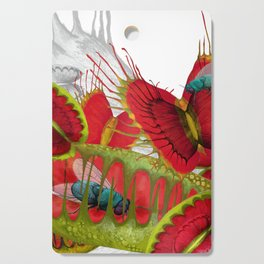 Beautiful And Deadly Cutting Board