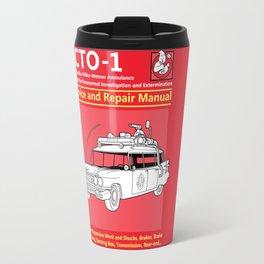 ECTO-1 Service and Repair Manual Travel Mug