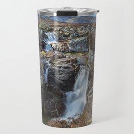 Glencoe Falls Travel Mug
