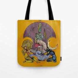Osiris - Ancient Egyptian God of the Underworld Tote Bag