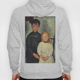 "Amedeo Modigliani ""Les deux filles"" Hoody"
