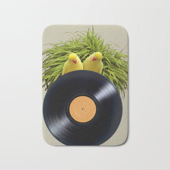 Summer Sound System Bath Mat