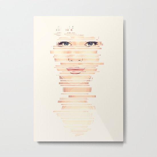 Fragments #2 Metal Print