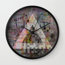 FADING IDENTIFICATION Wall Clock