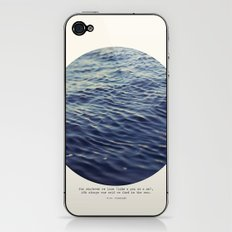 You or Me iPhone & iPod Skin