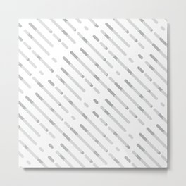 Gray Abstract geometric background #society6 #decor #buyart #artprint Metal Print