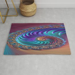 Cultured Intuition 1 Rug