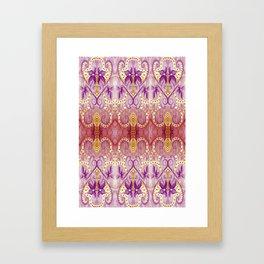 Spring Sugar Framed Art Print