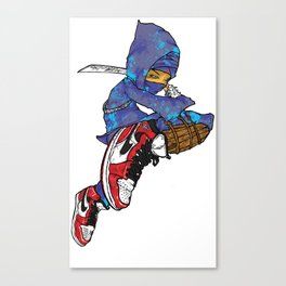 ninjay's Canvas Print