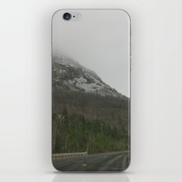 Into the Mist iPhone Skin