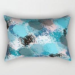 Abstract pattern 68 Rectangular Pillow
