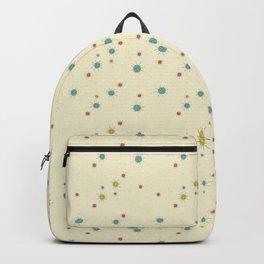 Franciscan Atomic Starbursts Backpack