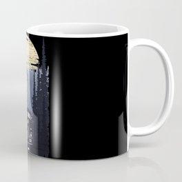 Over The Train Coffee Mug
