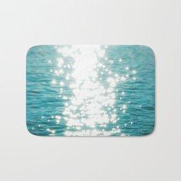 Sun glitter Bath Mat