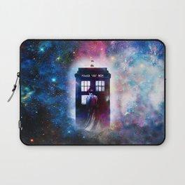 tardis nebula Laptop Sleeve