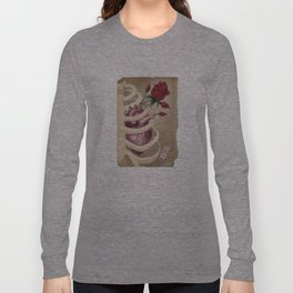 Wedding Bouquet Long Sleeve T-shirt