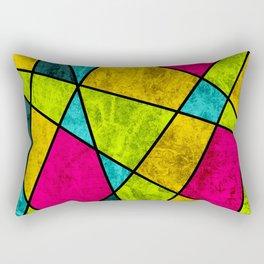 Color glass Rectangular Pillow
