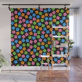 Clover Colour Wall Mural