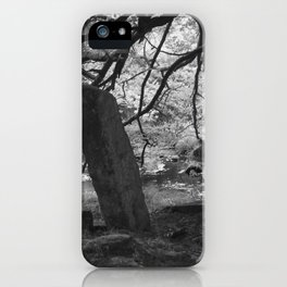 water stone iPhone Case