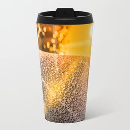 Car Detailing Sunset Beading Travel Mug