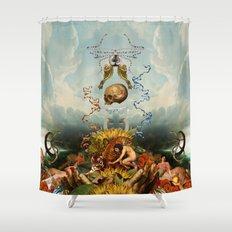 Annacalli Shower Curtain
